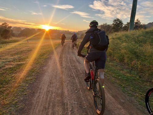 Class 8 Bike Camp