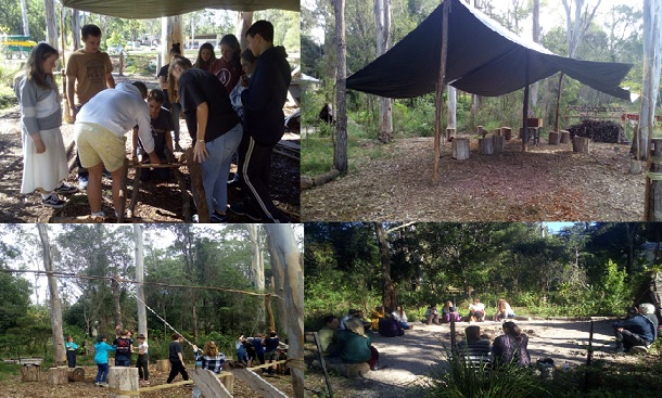 Outdoor Classroom now open