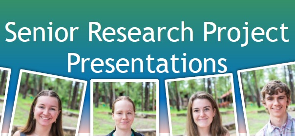 Senior Research Project Presentations